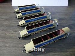GRAHAM FARISH 377-700 GENERATOR & 4 x 377-401 NON GENERATOR AUTOBALLASTERS RAKE