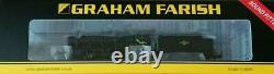 GRAHAM FARISH LMS Stanier 8F 48773 BR Black (Late Crest) WITH SOUND 372-163DS