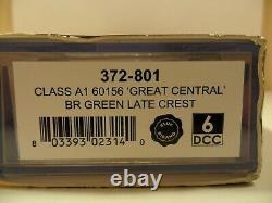GRAHAM FARISH N GAUGE LOCO ref 372-801 BR CLASS A1 No60156 Great Central Green