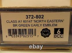 GRAHAM FARISH N GAUGE LOCO ref 372-802 BR CLASS A1 No60147 North Eastern Green