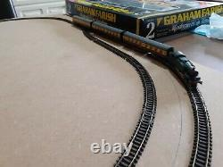 GRAHAM FARISH N GAUGE STARTER TRAIN SET No 8548 PRAIRIE CLASS PASSENGER SET
