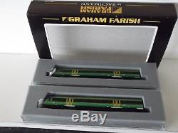 GRAHAM FARISH by BACHMANN. N GAUGE CLASS 170/1 DMU. MIDLAND MAINLINE NEW