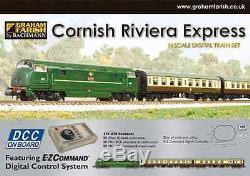 Graham Farish 370-070 Cornish Riviera Train Set N Gauge