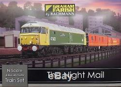 Graham Farish 370-130 The Night Mail N gauge set