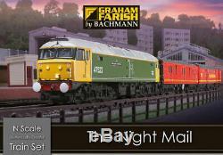 Graham Farish 370-130 The Night Mail Starter Set