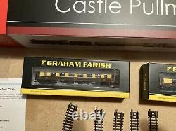 Graham Farish 370-160 Castle Pullman Train Set (DCC -SOUND) N Gauge