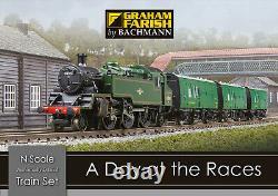 Graham Farish 370-185 Day at the Races Train Set N Gauge BNIB