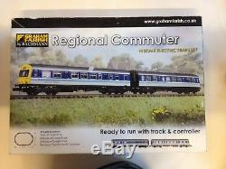 Graham Farish 370-280 Regional Commuter N Scale Train Set (Including Class 101)