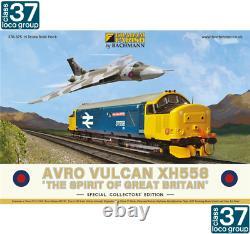 Graham Farish 370-375 Avro Vulcan XH558 Collectors Pack N Gauge