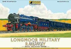 Graham Farish 370-400 Longmoor Military Railway Train Pack N Gauge