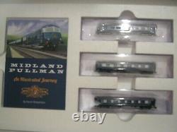 Graham Farish 370-425 Midland Pullman Special Collectors Edition Train Pack NEW