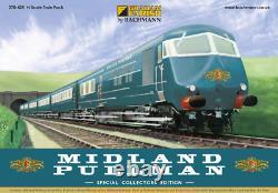 Graham Farish 370-425 Midland Pullman Train Pack N Gauge