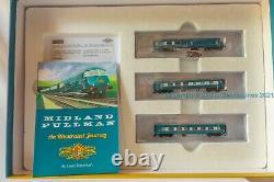 Graham Farish 370-425, N gauge, Midland Pullman 6 car Special Collectors Edition