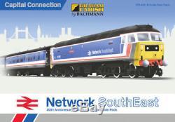 Graham Farish 370-430 Capital Connection Network Southeast 30th Ann. Train Pack