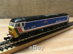 Graham Farish 370-430 Class 47- 47581 Great Eastern Network Southeast T48 Post