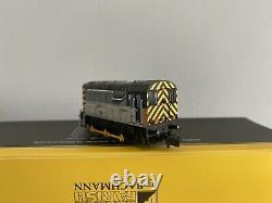 Graham Farish 371-014 N Gauge Class 08 Diesel Shunter Loco 08834 RFD Livery