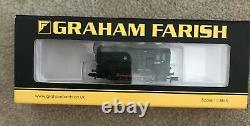 Graham Farish 371-020 N Gauge Class 08 DIESEL SHUNTER LOCO BR Black 13029