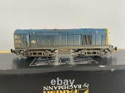 Graham Farish 371-032 Class 20 20063 BR Blue Livery Weathered