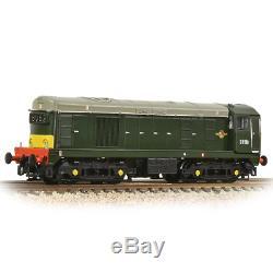 Graham Farish 371-038 N Gauge BR Green Class 20 No D8158 SYP