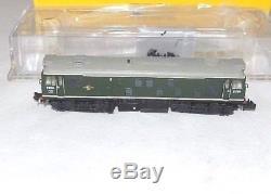 Graham Farish 371-085 Class 25/1 D5188 Br Green Late Crest 6 Pin DCC New
