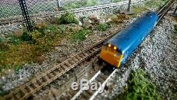 Graham Farish 371-087 Class 25/2 25245 BR Blue DCC sound fitted