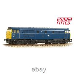 Graham Farish 371-112ASF Class 31/1 31131 BR Blue DCC Sound Fitted N Gauge
