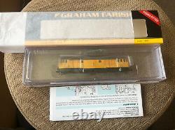 Graham Farish 371-137SF Class 31/6 Refurbished 31602 Network Rail SOUND FITTED
