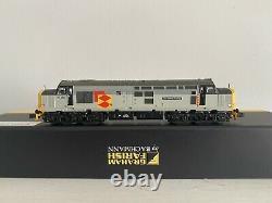 Graham Farish 371-166 N Gauge Class 37 37406 The Saltire Society RFD Livery