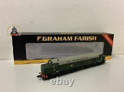 Graham Farish 371-180ASF N Gauge Class 40 D248 BR Green DCC Sound