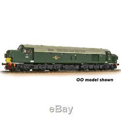 Graham Farish 371-185 N Gauge Class 40 Split Headcode D338 BR Green Small Yello