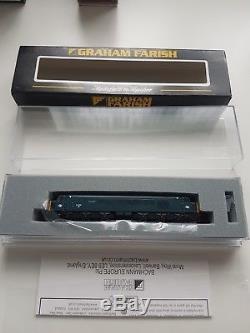 Graham Farish 371 200 Class 44 PENYGHENT BR Blue
