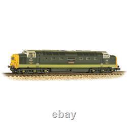 Graham Farish 371-289 N Gauge Class 55 D9001'St. Paddy' BR Two-Tone Green (FYE)