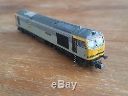 Graham Farish 371-354 Class 60 Railfreight Petroleum sector N Gauge diesel loco