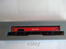Graham Farish 371-383A Class 66 DB Schenker. DCC sound fitted