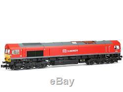 Graham Farish 371-383A Diesellok Class 66 66101 DB Schenker Spur N NEU
