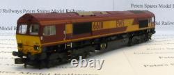 Graham Farish 371-384A Class 66 66111 EWS N Gauge