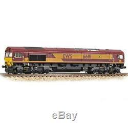 Graham Farish 371-384A N Gauge EWS Class 66/0 66111