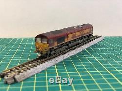 Graham Farish 371-384 Class 66 EWS with sound