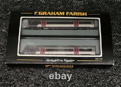 Graham Farish 371-431 Class 170 Turbostar DMU In Arriva Cross Country Livery
