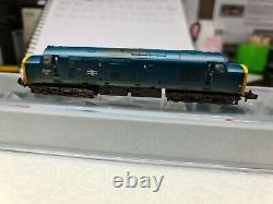 Graham Farish 371-455 Class 37/0 Diesel 37251 BR Blue (Weathered)