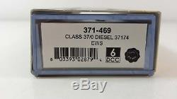 Graham Farish 371-469 EWS Class 37/0 Diesel Loco No. 37174 DCC Ready 6 Pin