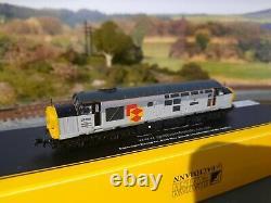 Graham Farish 371 470 N gauge Class 37 Railfreight Distribution 37068 Grainflow