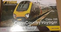 Graham Farish 371-678 Class 220 Cross Country Voyager 4 Car Dcc Fitted N Gauge