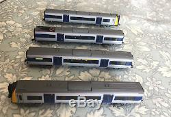 Graham Farish 371-700 N Gauge Class 350/1 Desiro 4-car EMU +Youchoos DCC Sound