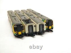 Graham Farish 371-701 London Midland Class 350 4-Car EMU (N Scale) Boxed