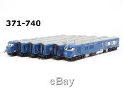 Graham Farish 371-740 6 Car Midland Blue Pullman Mint Boxed