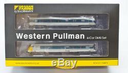 Graham Farish 371-742 BR Western Pullman six car set. Boxed. N gauge