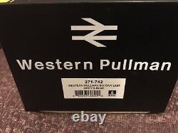 Graham Farish 371-742 N Gauge Western Pullman 6-Car Unit Grey/Blue