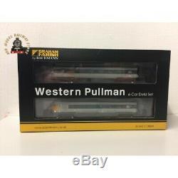 Graham Farish 371-742 Western Pullman 6-Car Unit Grey/Blue
