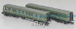 Graham Farish 371-875A, N Gauge, BR Class 108 2 car DMU BR green speed whiskers